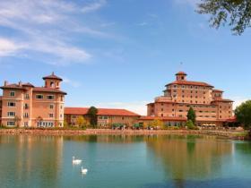 Renovations at the Broadmoor