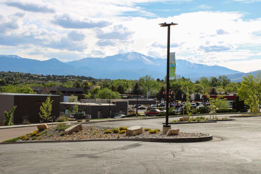Peak Lifestyle Center views