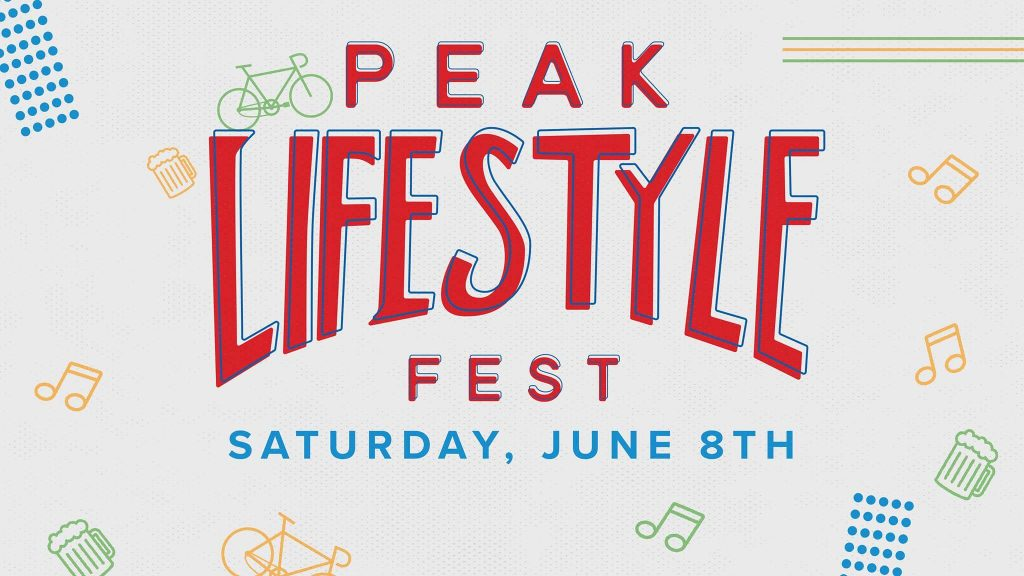 Peak Lifestyle Center Festival
