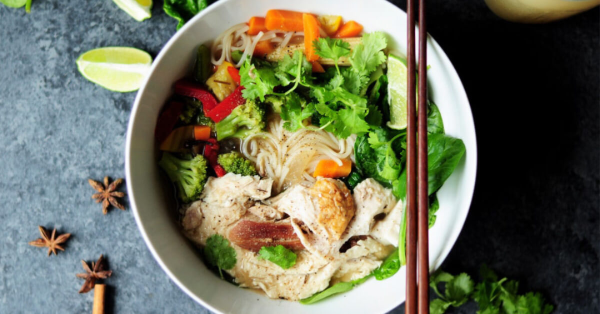 Top 6 Ramen, Pho, & Poké Restaurants in Colorado Springs