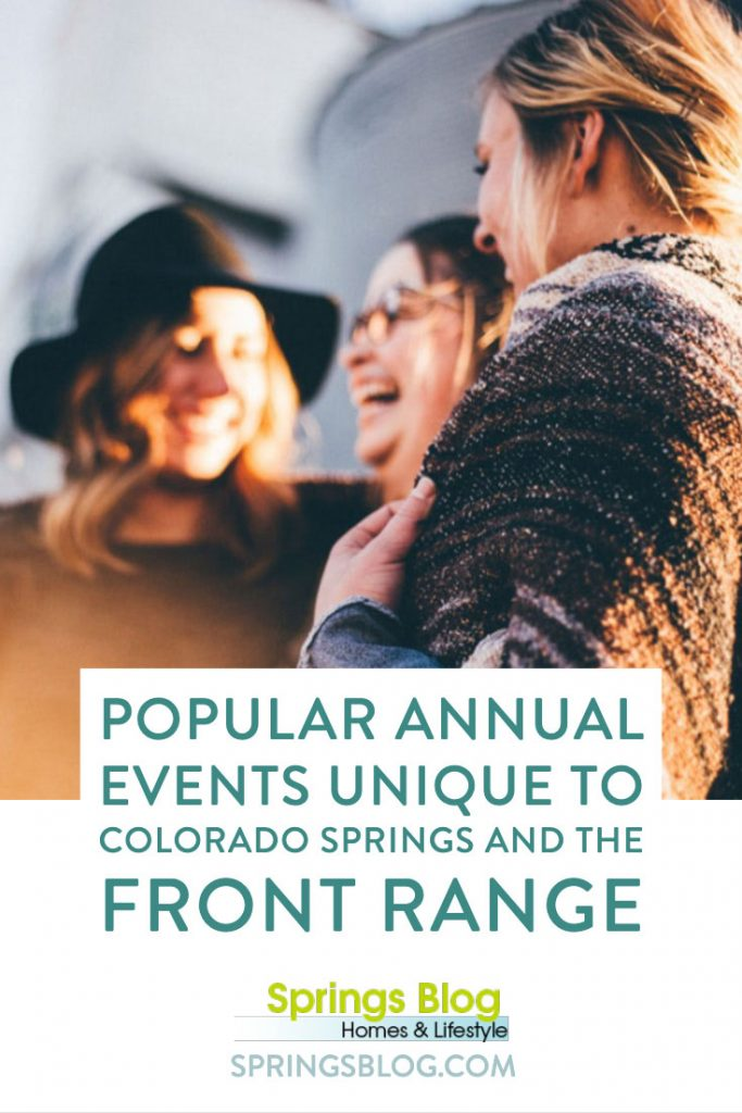 Popular Events Unique to Colorado Springs and the Front Range