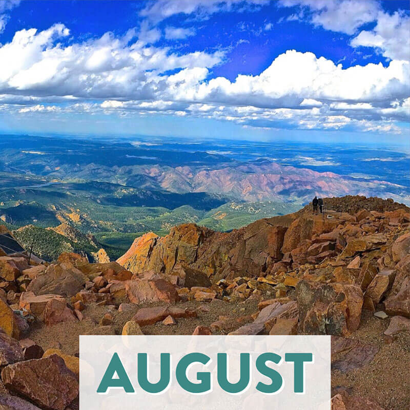 Popular Annual Events Unique to Colorado Springs and the Front Range - August