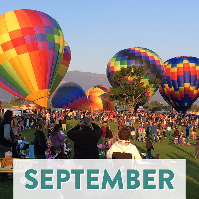 Popular Annual Events Unique to Colorado Springs and the Front Range - September